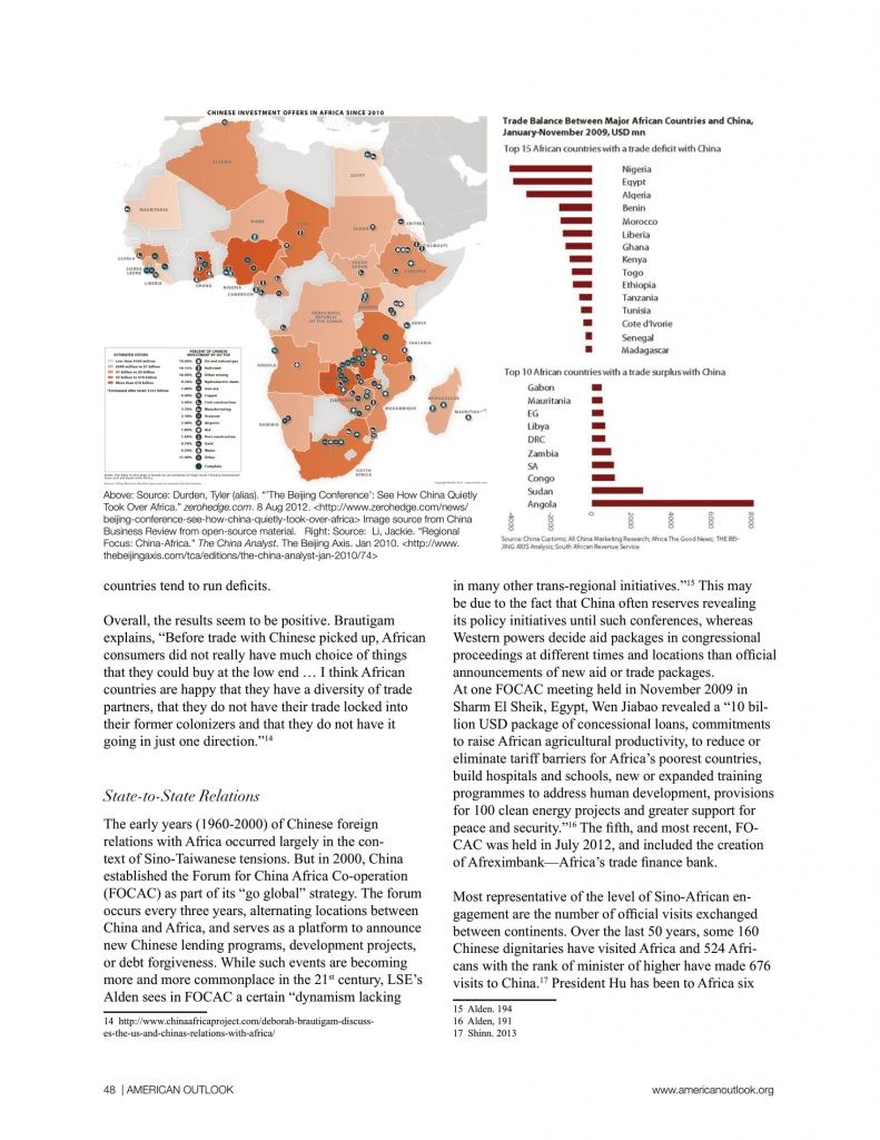 China in Africa articles from American Outlook Africa Rising Edition-08