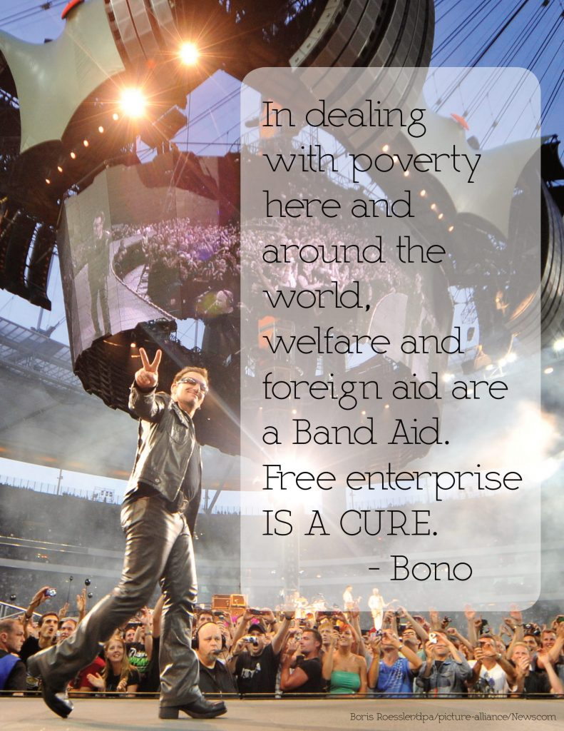 The Bradley Project-African Bookshelf + Bono ad-4