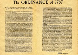 A New Nation Reinvented: The Northwest Ordinance