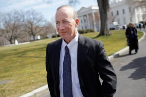 8 Questions for Mitch Daniels